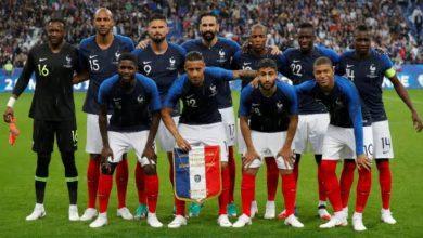 فرنسا ضد كرواتيا .... التشكيل المتوقع للفريقين