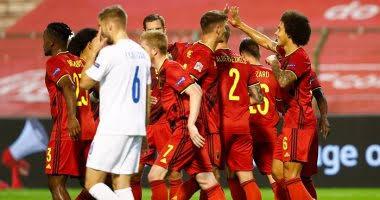 ملخص وأهداف مباراة بلجيكا ضد أيسلندا في دوري الأمم الأوروبية