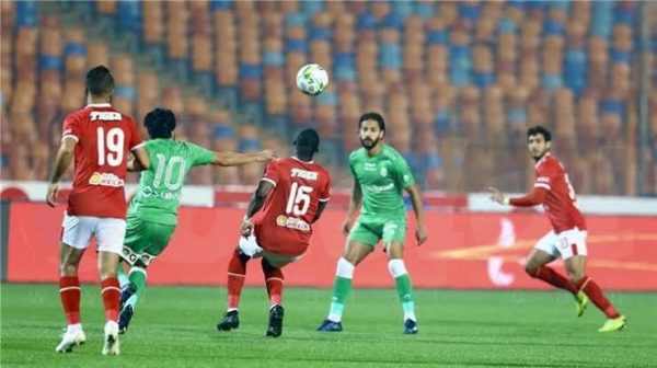 تعرف على ترتيب الدوري المصري بعد تعادل الأهلى اليوم