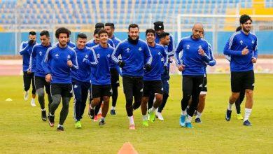 قائمة بيراميدز ضد الزمالك في الدوري المصري
