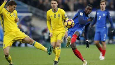 Photo of مشاهدة مباراة السويد ضد فرنسا بث مباشر 05-09-2020