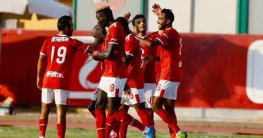 موعد مباراة الاهلي ضد نادي مصر والقنوات الناقلة