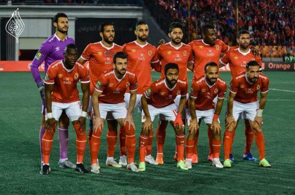 تشكيل الأهلي ضد مصر المقاصة.. ياسر اساسيا وبادجي يقود الهجوم