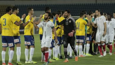 صورة التشكيل الرسمي لمباراة الإسماعيلي ضد نادي مصر في الدوري