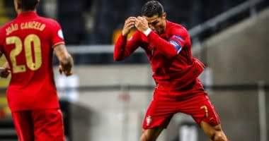 ملخص ونتيجة أهداف مباراة البرتغال ضد السويد