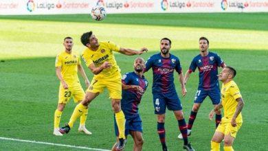 صورة نتيجة وأهداف مباراة فياريال ضد ويسكا الدوري الاسباني الممتاز