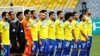 صورة ملخص وأهداف مباراة طنطا ضد نادي مصر في الدوري