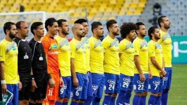 ملخص وأهداف مباراة طنطا ضد نادي مصر في الدوري