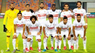 Photo of التشكيل الرسمي لمواجهة الزمالك وسموحة في الدوري