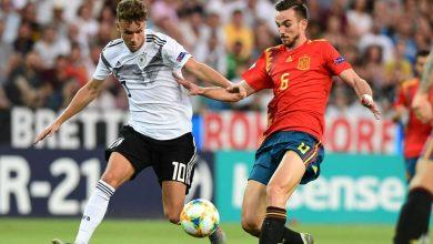ملخص و أهداف مباراة ألمانيا ضد أوكرانيا في دوري أمم أوروبا