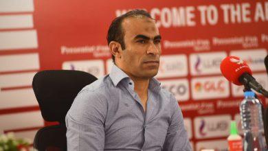 صورة سيد عبدالحفيظ : موسيماني مدرب كبير.. ونثق في تحقيق دورى الأبطال معه