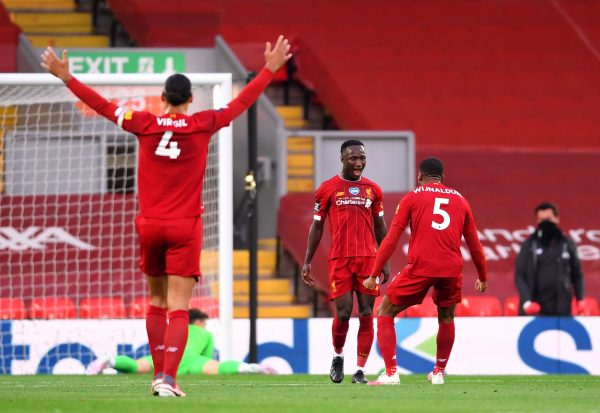 التشكيل الرسمي لمباراة ليفربول وميتلاند بدوري أبطال أوروبا