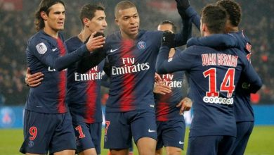 صورة ملخص وأهداف مباراة باريس سان جيرمان ضد مانشستر يونايتد في دوري أبطال أوروبا