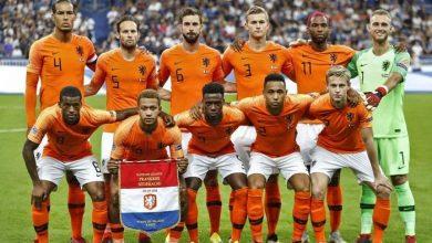 صورة مشاهدة مباراة هولندا ضد إيطاليا بث مباشر 14-10-2020