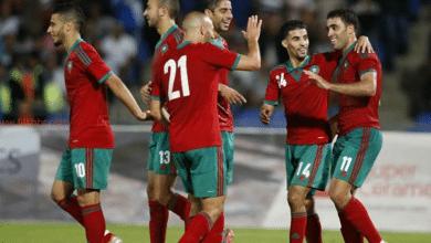 ظهور حالات كورونا في منتخب المغرب