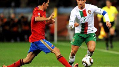 صورة مشاهدة مباراة البرتغال ضد اسبانيا بث مباشر 07-10-2020