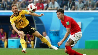 صورة مشاهدة مباراة انجلترا ضد بلجيكا بث مباشر 11-10-2020