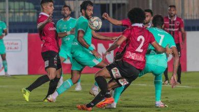 الإنتاج الحربي ضد نادي مصر... التشكيل المتوقع للفريقين