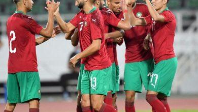 صورة مشاهدة مباراة المغرب ضد الكونغو الديمقراطية بث مباشر 13-10-2020