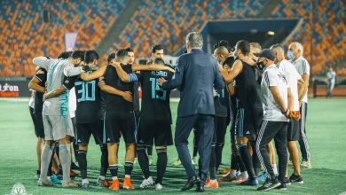 مشاهدة مباراة بيراميدز ضد حوريا كوناكري بث مباشر 20-10-2020