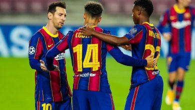 مشاهدة مباراة برشلونة ضد يوفنتوس بث مباشر 28-10-2020