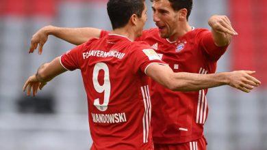 مشاهدة مباراة بايرن ميونيخ ضد لوكوموتيف موسكو بث مباشر 27-10-2020