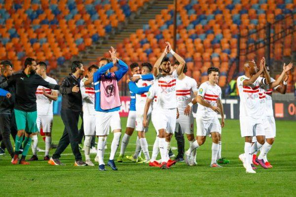 تابع لايف مباشر الآن live مباراة الزمالك والرجاء البيضاوي المغربي بث مباشر