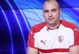 في عيد مولده | تامر عبد الحميد لاعب بدرجة مشجع