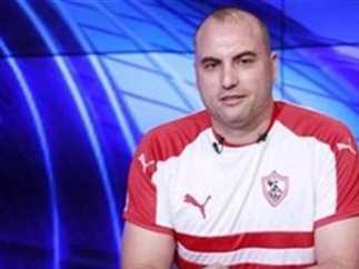 في عيد مولده   تامر عبد الحميد لاعب بدرجة مشجع