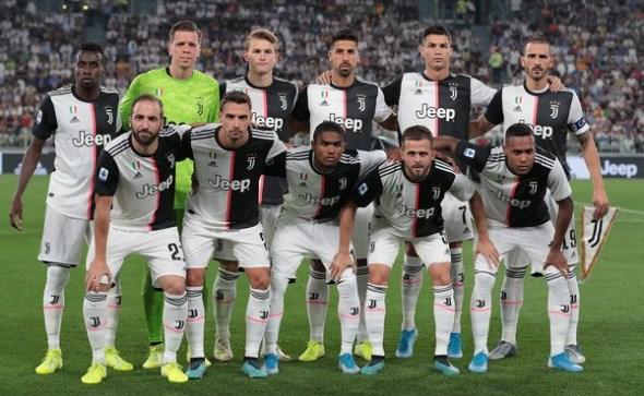 موعد مباراة يوفنتوس ضد سبيزيا في الدوري الإيطالي والقنوات الناقلة