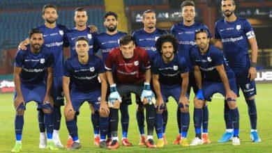 صورة ملخص وأهداف مباراة المقاولون ضد إنبي في الدوري المصري