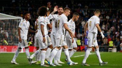 صورة التشكيل الرسمي لمباراة ريال مدريد وشاختار بدوري أبطال أوروبا