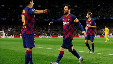 صورة موعد مباراة برشلونة ضد فرينكفاروسي والقنوات الناقلة