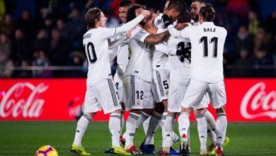 صورة موعد مباراة ريال مدريد ضد قادش والقنوات الناقلة