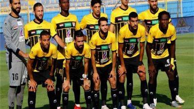 صورة ملخص وأهداف مباراة الإنتاج الحربي ضد نادي مصر في الدوري المصري