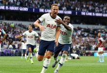 صورة ملخص وأهداف مباراة توتنهام ضد وست هام يونايتد في الدوري الانجليزي