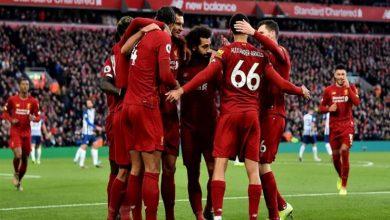 صورة تشكيل ليفربول ضد آرسنال في كأس الرابطة الإنجليزية