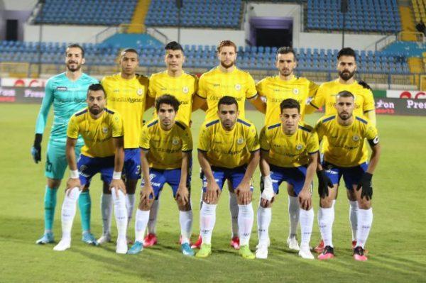 التشكيل الرسمي لمباراة الإسماعيلي ضد أسوان في الدوري