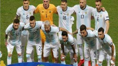 صورة ملخص وأهداف مباراة الأرجنتين ضد بوليفيا في التصفيات المؤهلة لكأس العالم قطر 2022