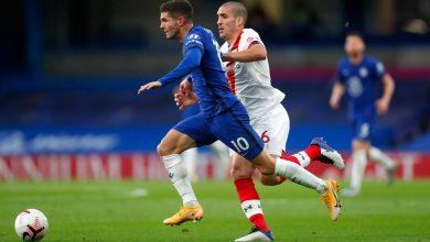صورة نتيجة وأهداف مباراة تشيلسي وساوثهامبتون بالدوري الإنجليزي