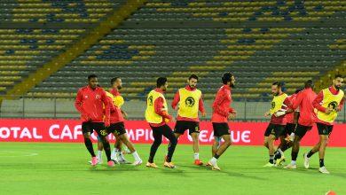 إنذارات لاعبي الأهلي قبل مباراة العودة أمام الوداد البيضاوي بدوري أبطال أفريقيا