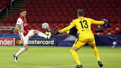 صورة نتيجة مباراة أياكس وليفربول في دوري أبطال أوروبا