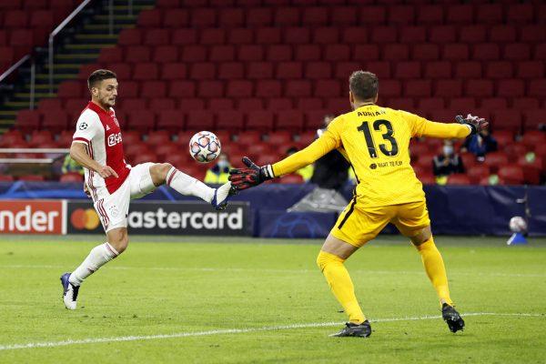 نتيجة مباراة أياكس وليفربول في دوري أبطال أوروبا