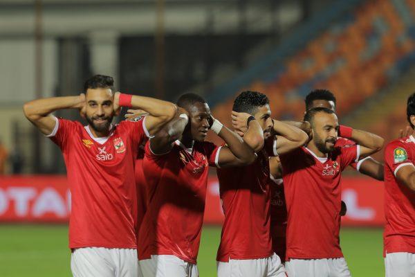 تشكيل الأهلي الرسمي لمواجهة طلائع الجيش في ختام الدوري المصري