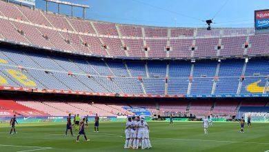 صورة الشوط الثاني | بث مباشر مباراة ريال مدريد وبرشلونة في الكلاسيكو الإسباني