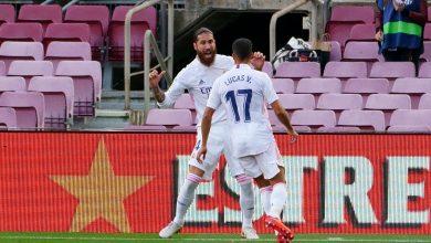 تشكيل مباراة ريال مدريد ضد مونشنجلادباخ في دوري أبطال أوروبا