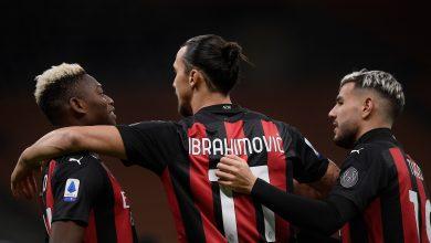 صورة كورة اون لاين أهداف ونتيجة مباراة ميلان وروما بالدوري الإيطالي