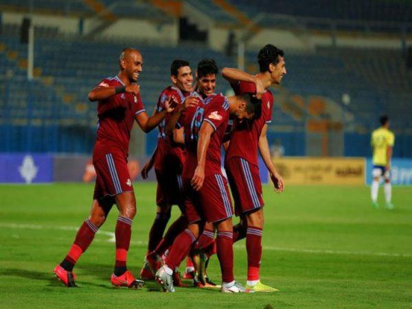 ملخص وأهداف مباراة بيراميدز ضد طلائع الجيش في كأس مصر