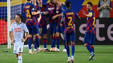 صورة موعد مباراة برشلونه ضد خيتافي في الدوري الاسباني