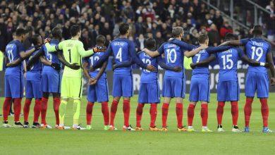 صورة موعد مباراة فرنسا وأوكرانيا الودية والقنوات الناقلة